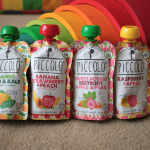 Review: Piccolo baby food pouches