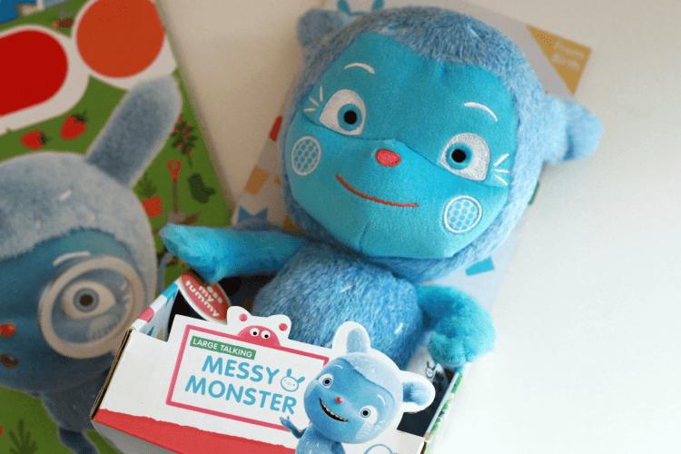 large-talking-messy-monster