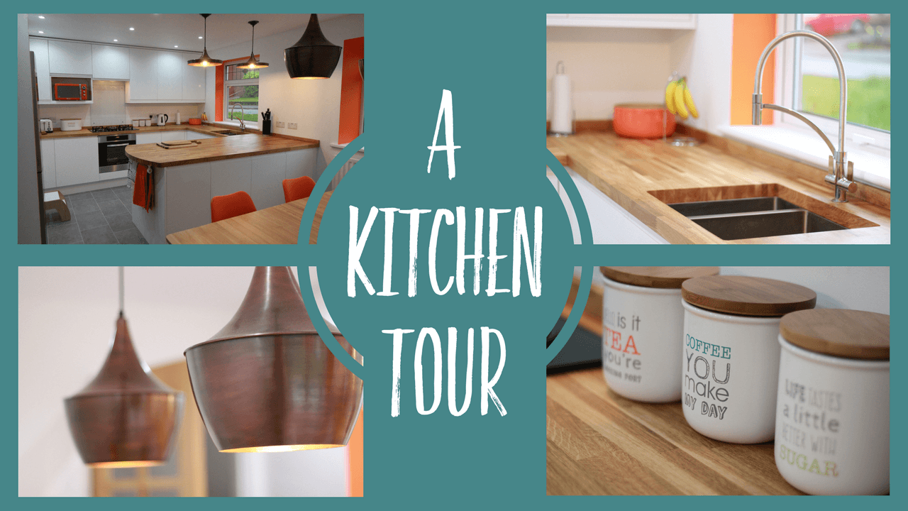 A new kitchen diner // Room tour - Toby Goes Bananas