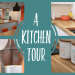 A new kitchen diner // Room tour
