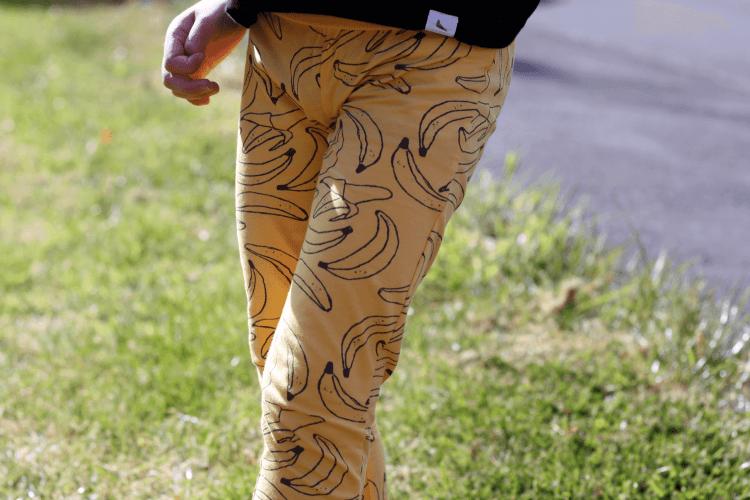 Indikidual banana legs