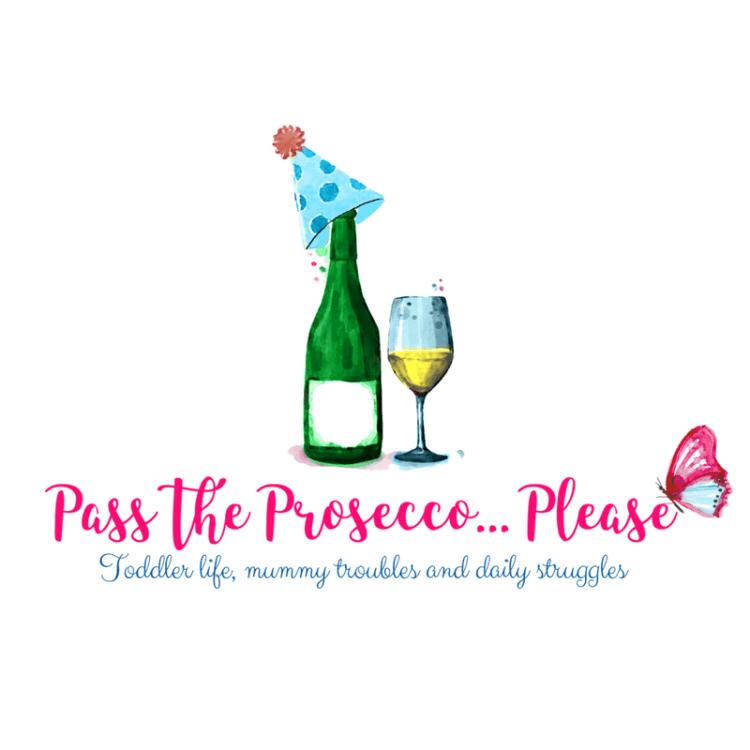 Pass the Prosecco Please