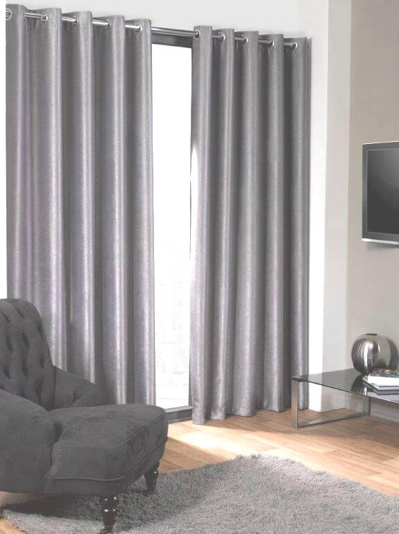 Thermal Blackout curtains from Yorkshire Linen