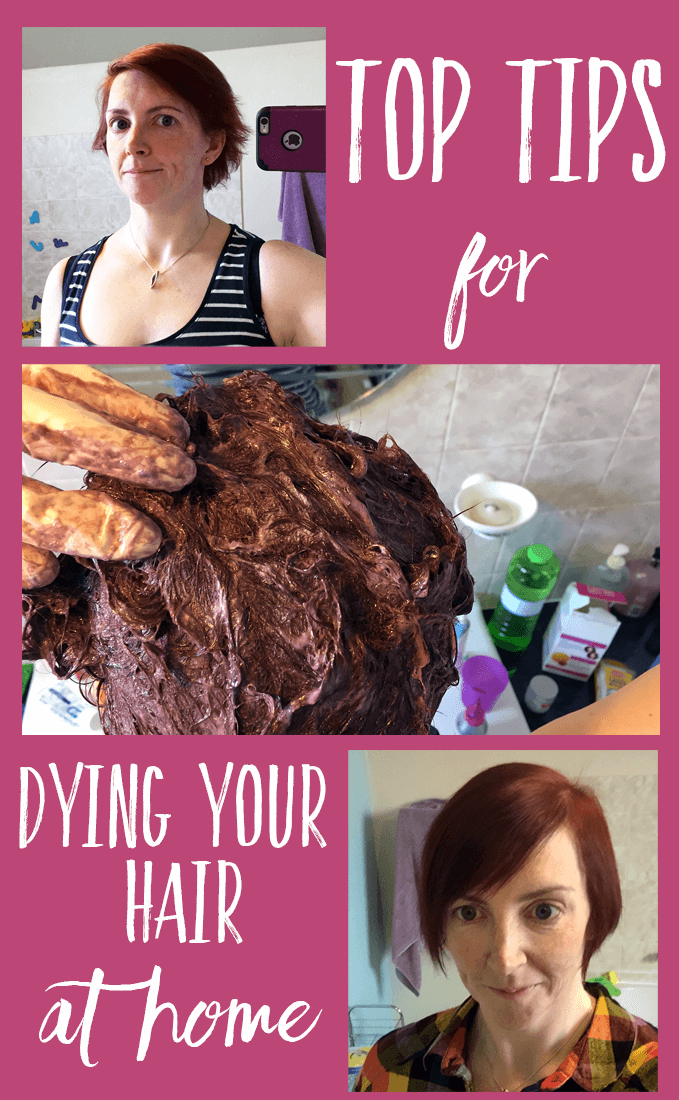 Top tips for dying your hair at home - Toby Goes Bananas Tips For Dying Hair At Home on home perm tips, home beauty tips, home gardening tips, home cleaning tips,