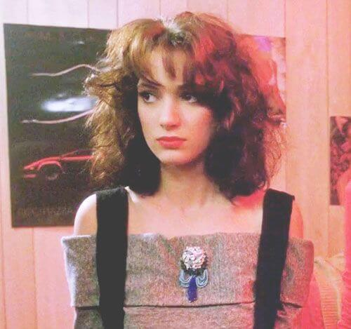 Winona Ryder in Heathers