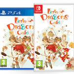 Little Dragons Cafe on PS4 // Review
