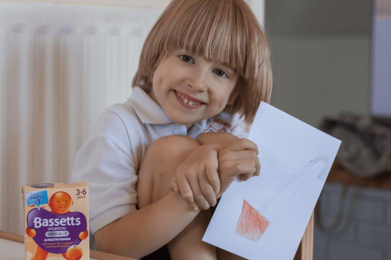 Bassetts vitamins taste like orange juice