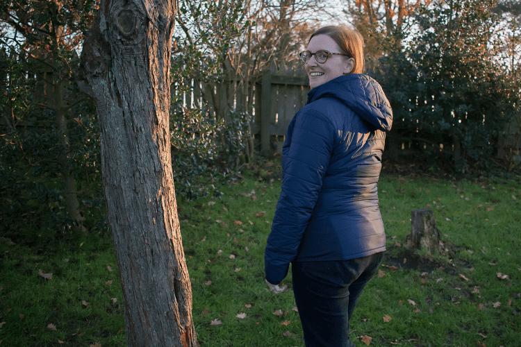 8K Flexwarm heated jacket fitting guide