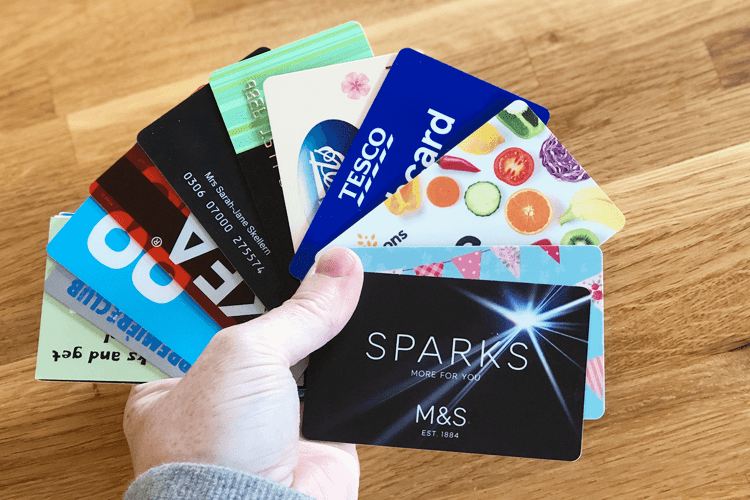 Use loyalty cards to save money