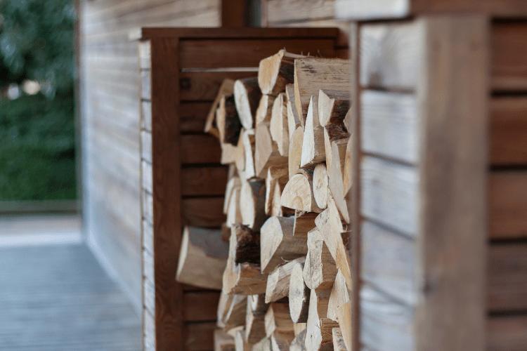 Unlimited wood at Brompton Lakes