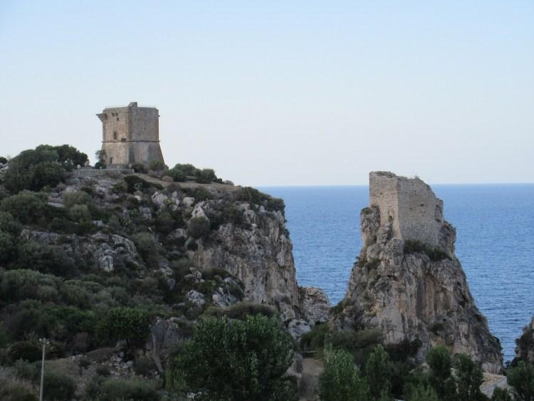 Castle in Sicily