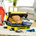 Things to organise the week that you go on holiday