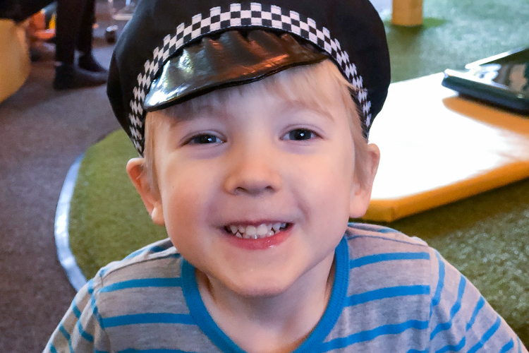 Police Chief Gabe
