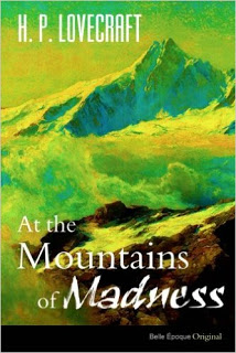 #top100 #scifi Num:86 At the Mountains of Madness