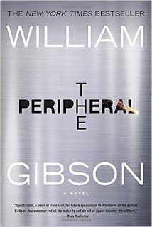 #top100 #scifi Num:79 The Peripheral
