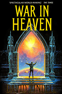 #top100 #scifi Num:78 The War in Heaven