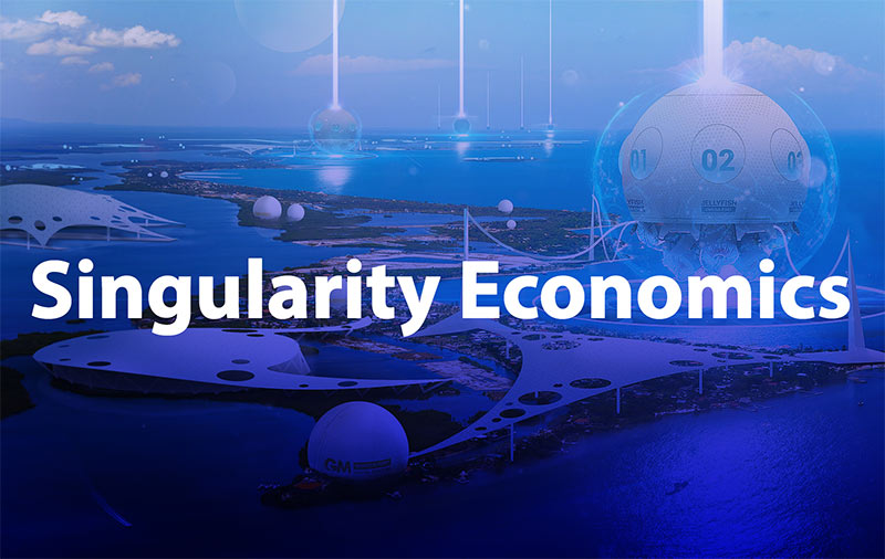 Singularity Economics—The Remedy