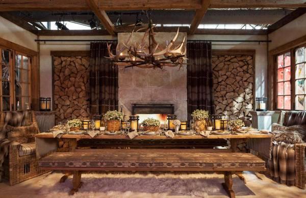 How Ralph Lauren Sets The Table