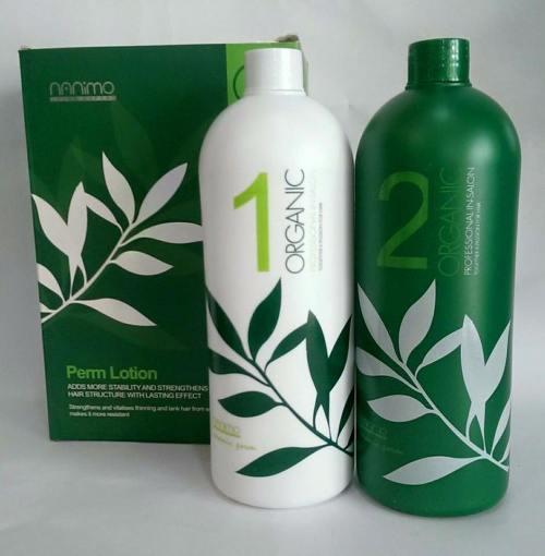 Uốn - Ép Organic giúp phục hồi tóc hư tổn hiệu quả