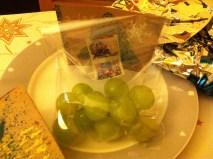 uvas con y sin semillas