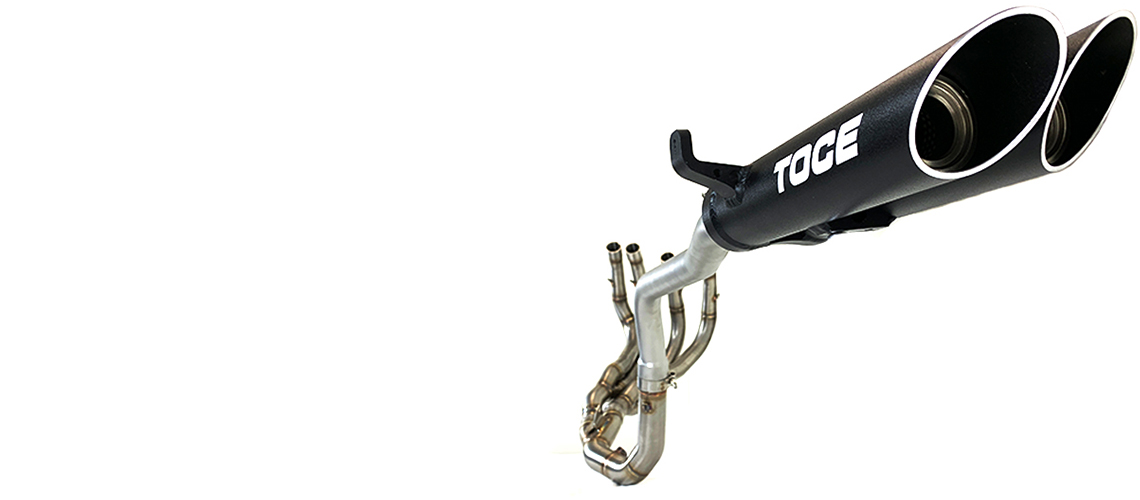 toce exhaust systems toce performance