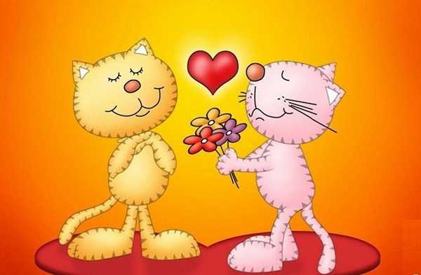 Красивые картинки любимому с днем святого валентина ...
