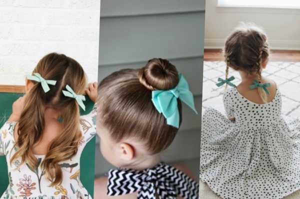 Оригинальные прически для девочек – Модные и самые ...