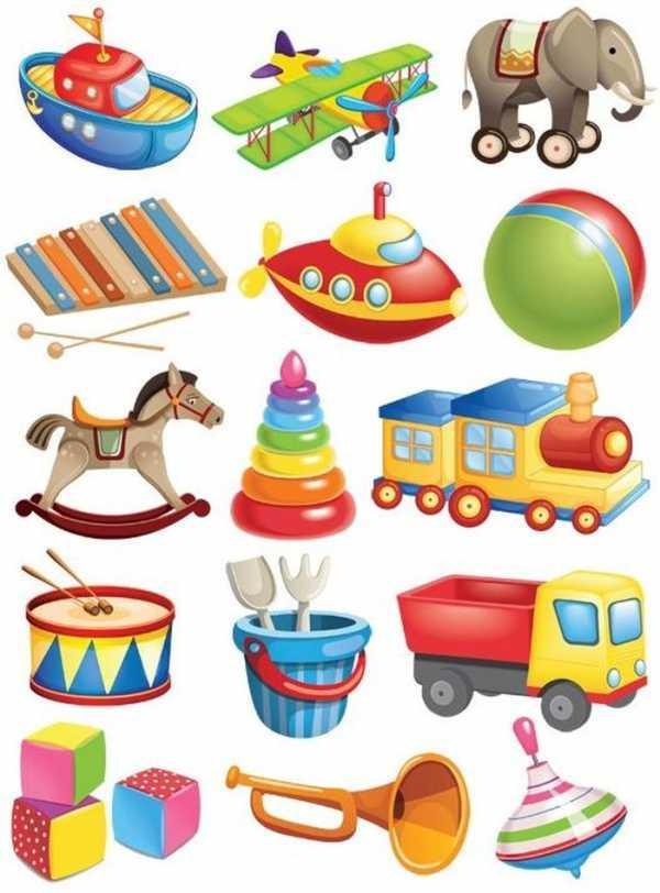 Рисунки игрушек детских – Раскраски с игрушками. Картинки ...