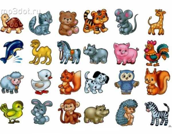 Рисунок детский животные – Ой!