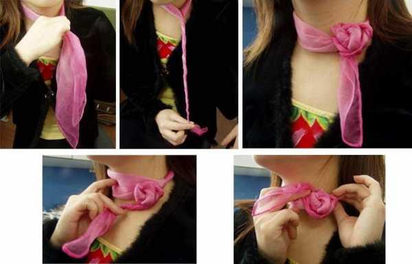 Завязать шарф на куртку – Как красиво завязать шарф на шее ...