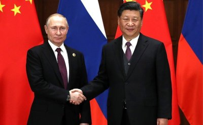В Пекине состоялись переговоры Владимира Путина с Председателем Китайской Народной Республики Си Цзиньпином