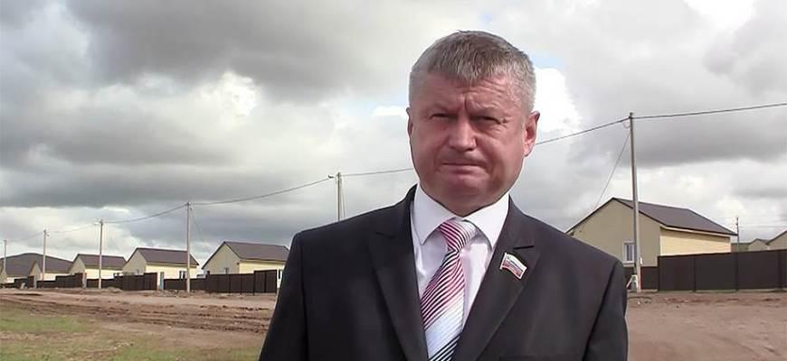 глава Ширинского района Сергей Зайцев
