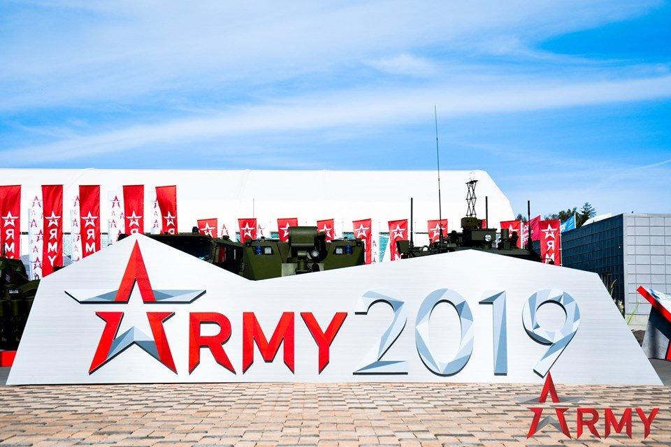 """Международный военно-технический  Форум """"Армия 2019"""" / Forum """"ARMY 2019""""\ фото минобороны РФ"""