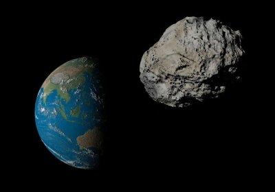 Сразу 2 астероида приближаются к земле