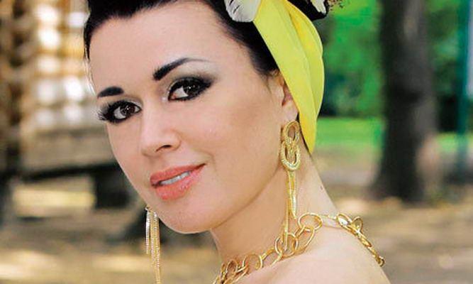 Анастасия Заворотнюк\ фото - сайт актрисы