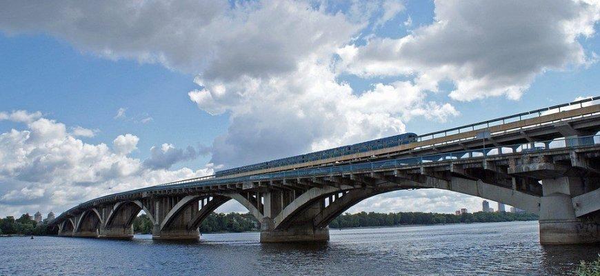 Полиция Киева обезвредила угрожавшего взорвать мост