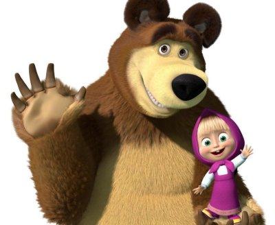 Мультик «Маша и Медведь» захватывает мир