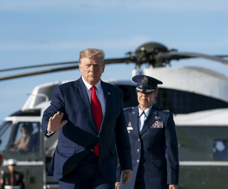 Дональд Трамп, фото - Белый дом