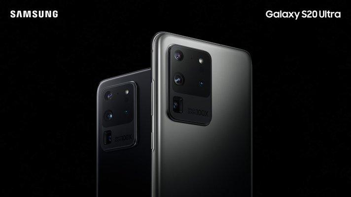 Samsung Galaxy S20 Ultra\ фото - Samsung