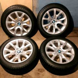 Летние колеса BMW X5 X6 оригинал