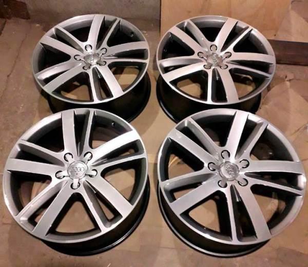 Литые диски Audi Q7 R20