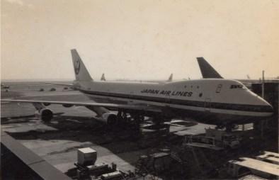 B747 ジャンボジェット