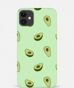 Avocado iPhone 12 Mini Mobile Cover