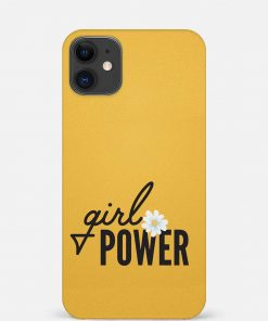 Girl Power iPhone 12 Mini Mobile Cover