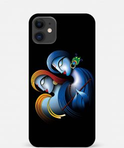 Lord Krishna iPhone 12 Mini Mobile Cover