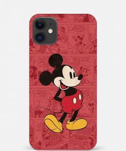 Mickey Mouse iPhone 12 Mini Mobile Cover