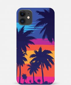 Palm Tree iPhone 12 Mini Mobile Cover