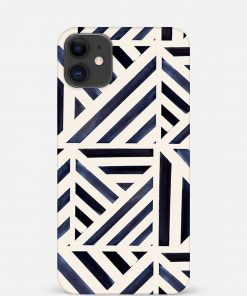 Geometry Pattern iPhone 12 Mini Mobile Cover