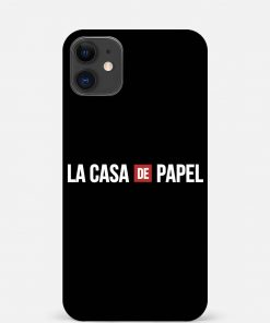 La Casa De Papel iPhone 12 Mini Mobile Cover