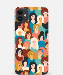 Girl Squad iPhone 12 Mini Mobile Cover